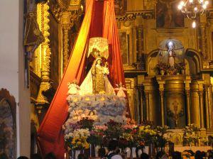 The Virgen / Mamacha Carmen