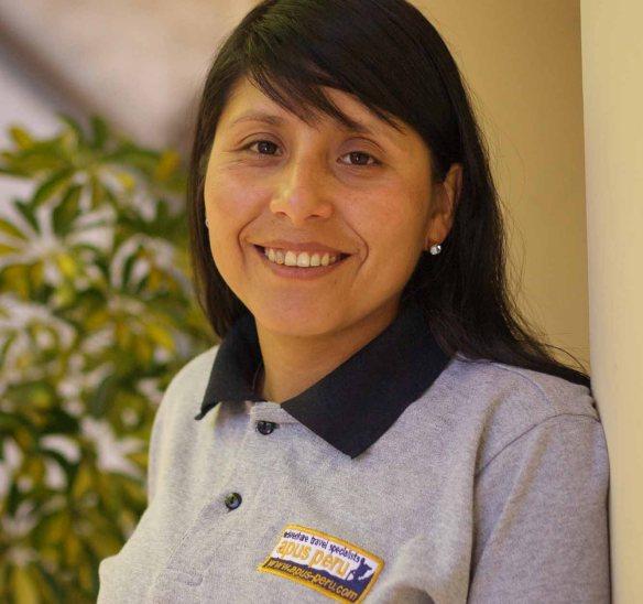 Hilda Callanaupa Gonzales