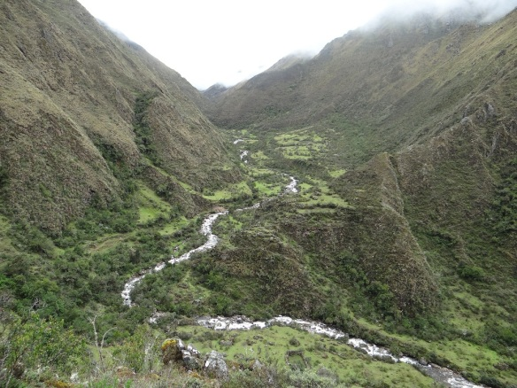 Part of the Lares trek, no explanation necessary!