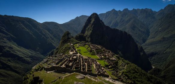Lares Valley to the Machu Picchu Citadel - foto courtesy of Megan Gaston, many thanks!