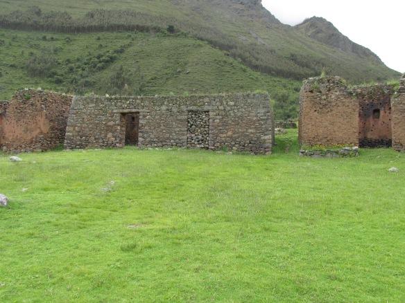 ruins at Pumamarca