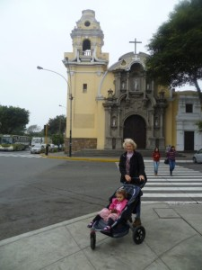 3Lima stroller Peru travel with Kids, What to pack, Kids Travel, Family Travel, Latin America with Kids