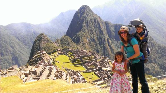 Our Family Visit to Machu Picchu, Machu Picchu with Kids, Family Travel to Machu Picchu, Family holiday in Peru,