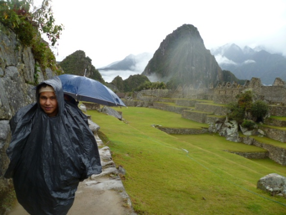machu picchu in the rainy season,  visiting cusco in the wet season