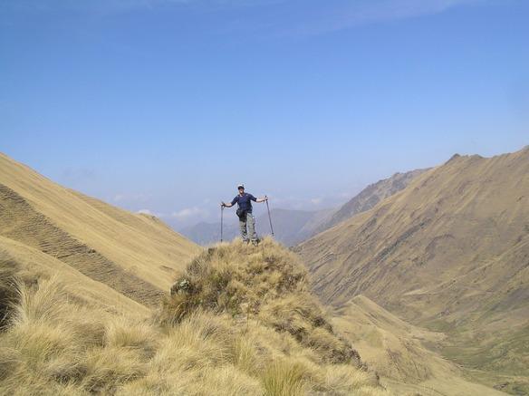 Ancascocha trek Cusco Peru