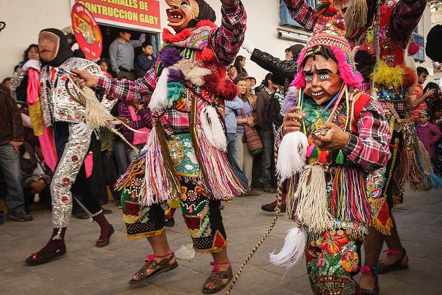 Cusco Peru festivals